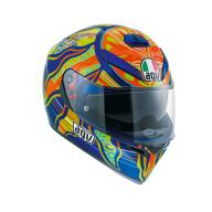 AGV Шлем K-3 SV FIVE CONTINENTS