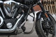 Crazy Iron Дуги Yamaha XV1700 Road Star Warrior
