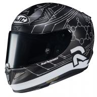 HJC Шлем RPHA 11 IANNONE 29 REPLICA BLACK MC5SF